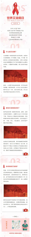 世界艾滋病日艾滋病病毒(HIV病毒)微信模板微信公众号推送图文素材推文资料